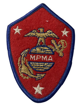 MONFORT POINT MARINES PATCH FREE SHIPPING!