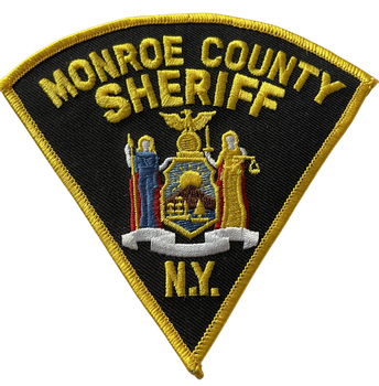MONROE COUNTY SHERIFF NY PATCH