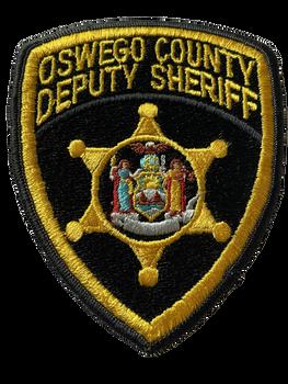 OSWEGO COUNTY SHERIFF NY PATCH