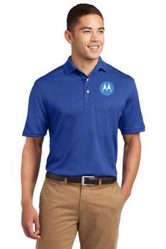 Motorola Sport-Tek® Dri-Mesh® Polo