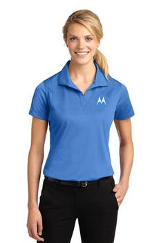 Motorola Sport-Tek® Ladies Micropique Sport-Wick® Polo