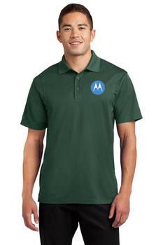Motorola Sport-Tek® Micropique Sport-Wick® Polo