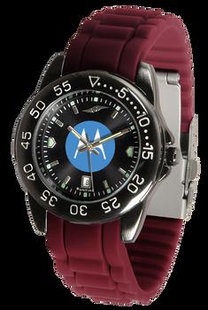 Motorola Fantom Silicone Watch - Black