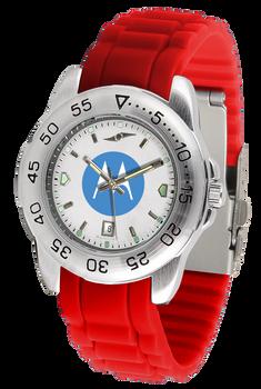 Motorola Fantom Silicone Watch - Silver