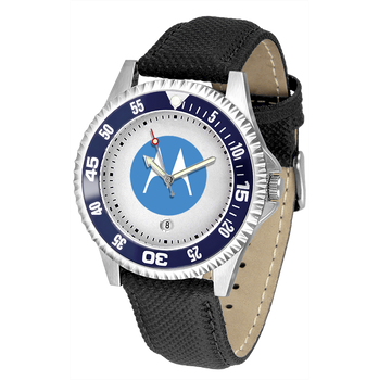 Motorola Competitor Mens Leather Watch