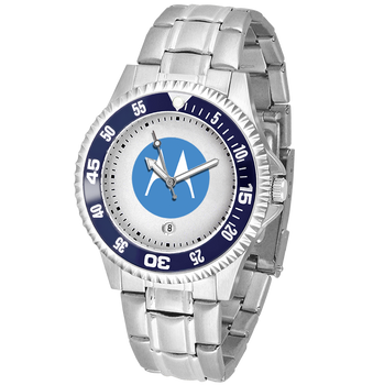 Motorola Competitor Mens Steel Watch