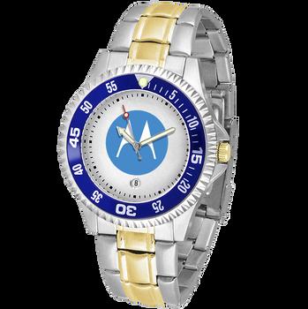 Motorola Competitor Mens Two-Tone Watch