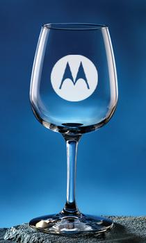 Motorola Tasters Wine Glass
