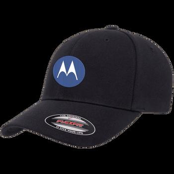 MOTOROLA VELCRO or FLEXFIT HAT