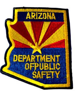 ARIZONA DEPT. OF PUBLIC SAFETY PATCH