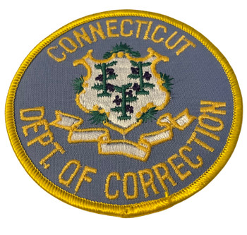 CONNECTICUT DEPT. OF CORRECTIONS  PATCH