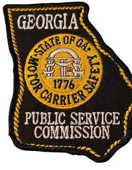 GEORGIA PUBLIC SERVICE COMMISSION  PATCH