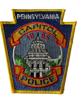 PENNSYVANIA CAPITOL POLICE   PATCH