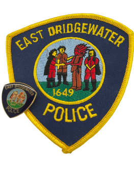 EAST BRIDGEWATER POLICE MA PATCH