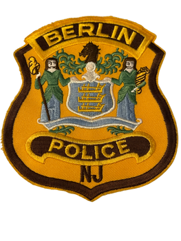 BERLIN POLICE NJ PATCH