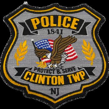 CLINTON TWP POLICE NJ PATCH 2