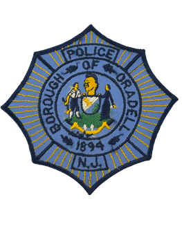 ORDELL POLICE NJ PATCH