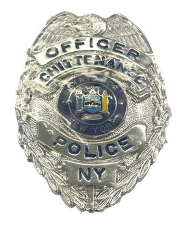 CHITTENANGO POLICE NY OFFICER BADGE