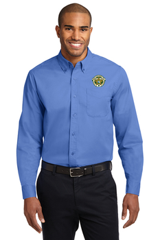 Clay Sheriff Port Authority® Long Sleeve Easy Care Shirt