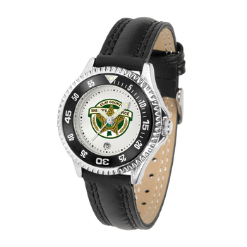 Clay Sheriff Competitor Ladies Leather Watch