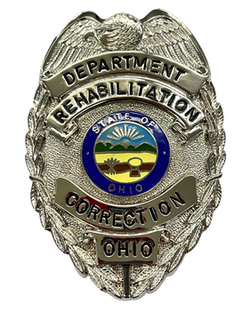 OHIO DEPT. OF CORRECTIONS REHABILITATION