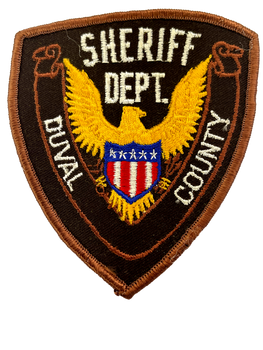 DUVAL COUNTY SHERIFF TX PATCH