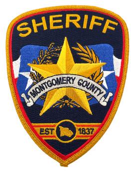 MONTGOMERY  COUNTY SHERIFF TX PATCH
