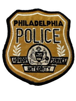 PHILADEPHIA  POLICE PA  PATCH