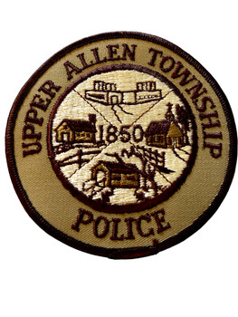 UPPER ALLEN TWP POLICE PA  PATCH