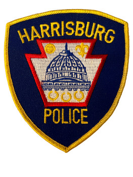 HARRISBURG POLICE PA  PATCH