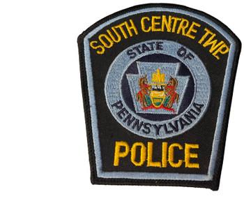 SOUTH CENTRE POLICE PA PATCH