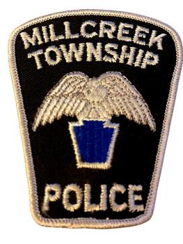 MILLCREEK POLICE PA PATCH