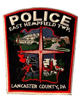 EAST HEMPFIELD  POLICE PA PATCH