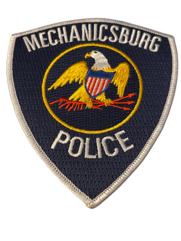 MECHANICSBURG  POLICE PA PATCH