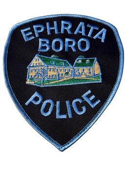 EPHRATA  POLICE PA PATCH