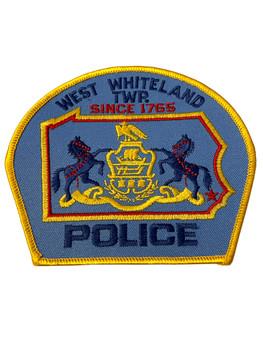 WEST WHITELAND POLICE PA PATCH