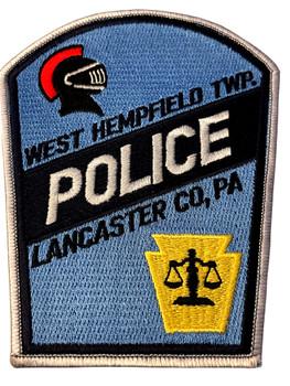 WEST HEMPFIELD  POLICE PA PATCH