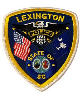 LEXINGTON POLICE SC PATCH