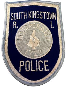 SOUTH KINGSTOWN POLICE RI PATCH