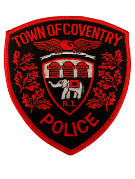 COVENTRY POLICE RI PATCH