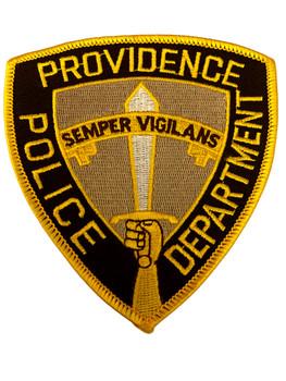PROVIDENCE  POLICE RI PATCH