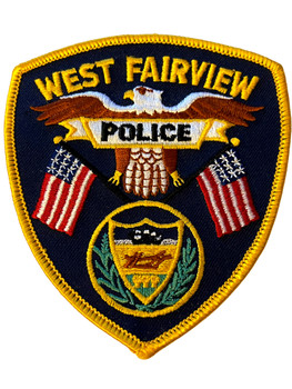 WEST FAIRVIEW POLICE PA PATCH