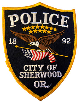 SHERWOOD POLICE OR PATCH