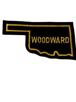 WOODWARD OK PATCH