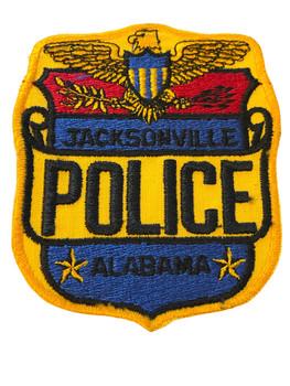 JACKSONVILLE POLICE AL PATCH