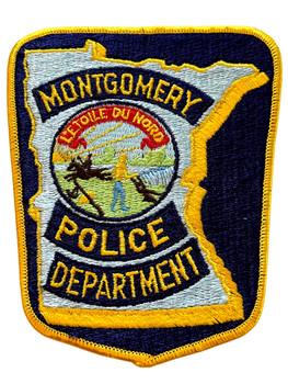 MONTGOMERY   POLICE AL PATCH