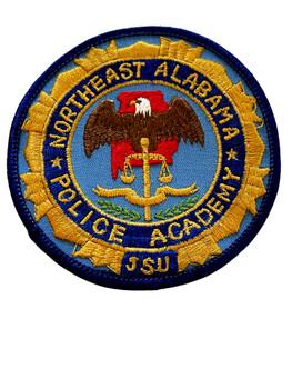 NORTHEAST ALABAMA POLICE ACADEMY AL PATCH