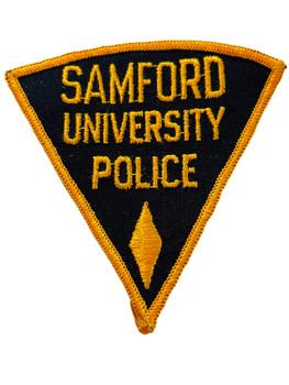 SAMFORD UNIV. POLICE AL PATCH