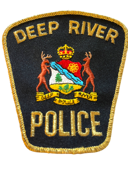 DEEP RIVER POLICE CT PATCH