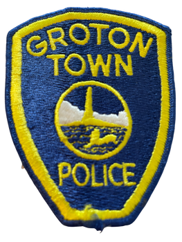 GROTON TOWN POLICE CT PATCH